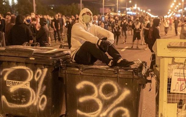 Протест против несвободы