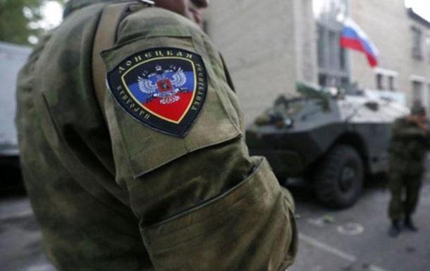 Бойовики на Донбасі несуть небойові втрати і під час перемир я
