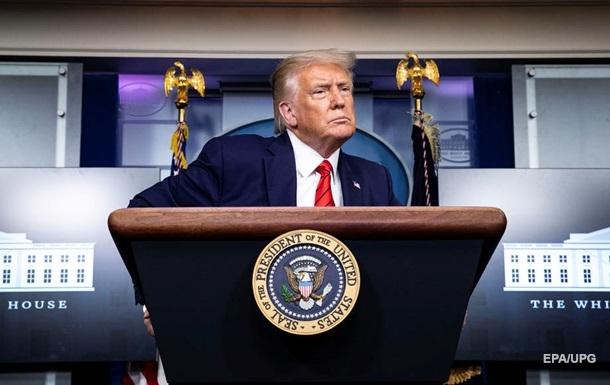 Протести в США: Трамп указав на розпалювачів