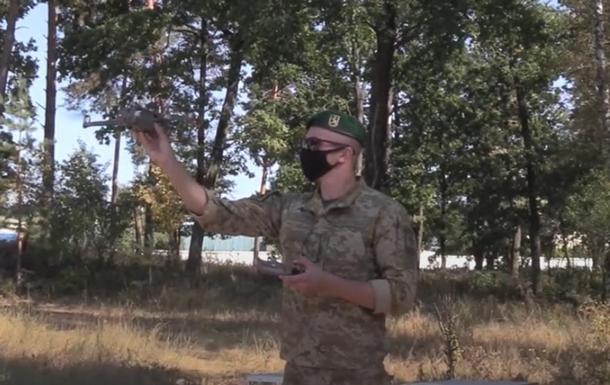 Пограничники прошли подготовку управления дронами