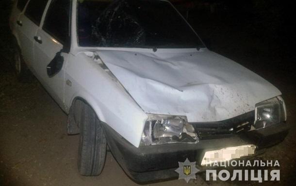 У Запорізькій області п яний водій збив трьох пішоходів на узбіччі