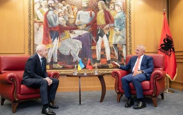 Украина впервые в истории открыла посольство в Албании