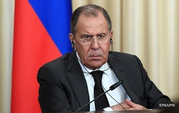 Лавров заявил об экстремистах из Украины на протестах в Беларуси