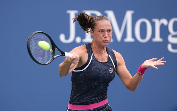 Бондаренко гідно програла Мартич і залишила US Open