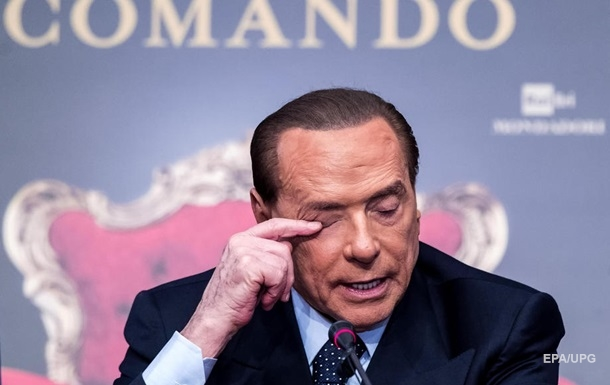 Берлускони заразился коронавирусом