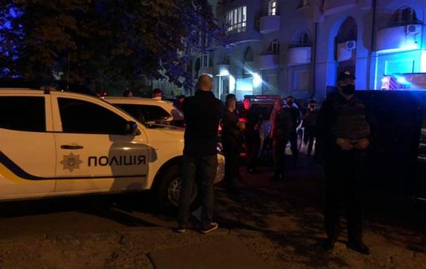 Полицейские пострадали в конфликте у офиса Свободы