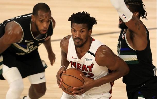 НБА: Милуоки проиграл Майами, Хьюстон выиграл серию с Оклахомой