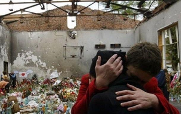 Роковини бездарної спецоперації російських силовиків у Беслані