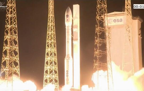 Во Французской Гвиане запустили ракету Vega с 53 спутниками