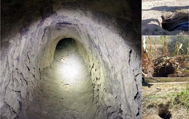 Три туннеля для нелегалов обнаружили на венгерско-сербской границе