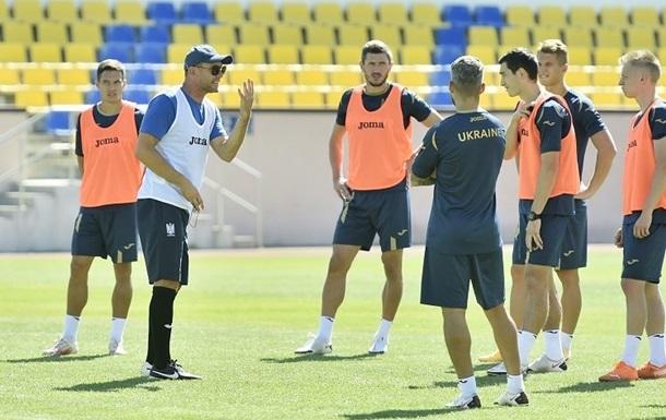 Болбат и Бондарь остались вне заявки сборной Украины на матч с Швейцарией