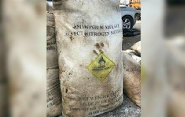 У порту Бейрута виявили ще кілька тонн аміачної селітри - ЗМІ