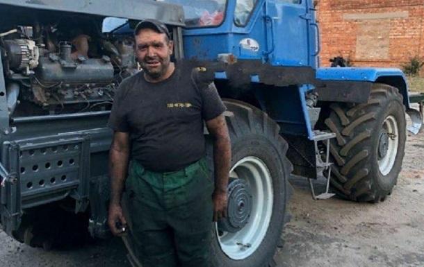 Трактористу за порятунок 20 будинків від пожежі вручили медаль