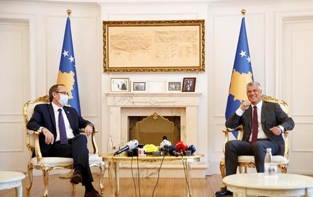 В Сербии заявили о давлении США из-за Косово