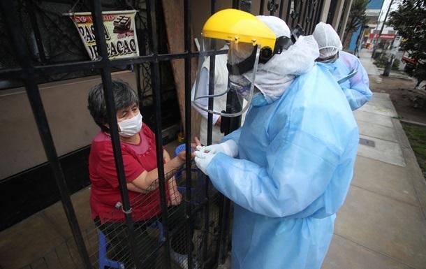 В Бразилии более четырех миллионов случаев COVID-19