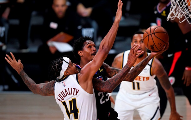 НБА: Клипперс повели в серии с Денвером, Торонто вырвал победу у Бостона