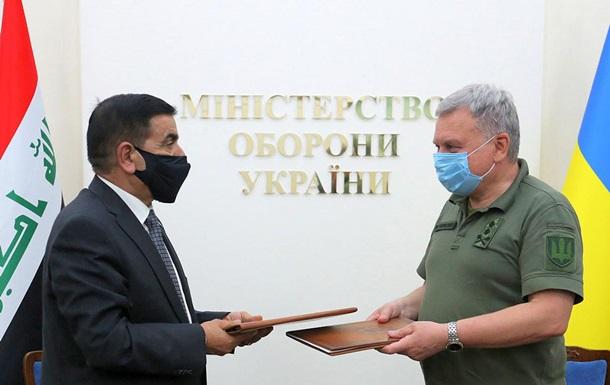 Министр обороны Ирака впервые приехал в Украину