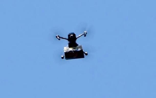 В Тель-Авиве дрон разбросал пакетики с коноплей