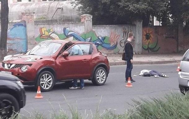 Появилось видео смертельного ДТП в Кропивницком