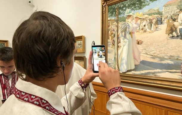 В Латвийском музее запустили аудиогид на украинском