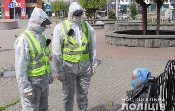 Полиция предупредила власти Тернополя