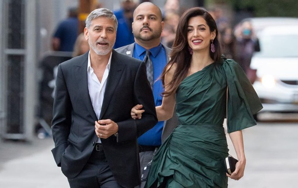 Джордж Клуни замучил соседей ремонтом особняка: фото