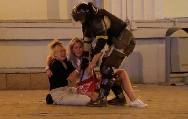 В ООН хотят расследовать преступления против протестующих в Беларуси