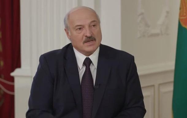 Лукашенко опубликовал запись разговора об отравлении Навального