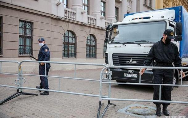 Протесты в Минске завершились арестами