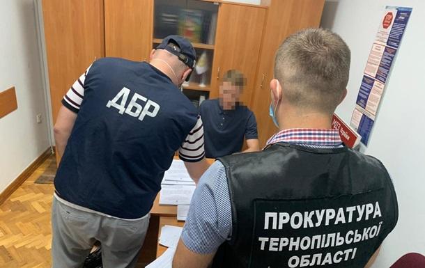 У Тернополі вісім чиновників ДФС підозрюють в розтраті