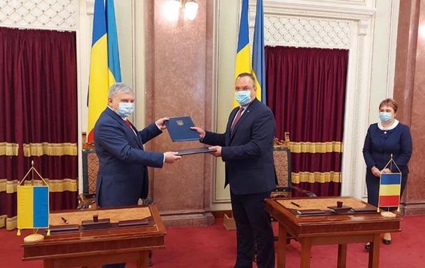 Украина и Румыния договорились о военно-техническом сотрудничестве