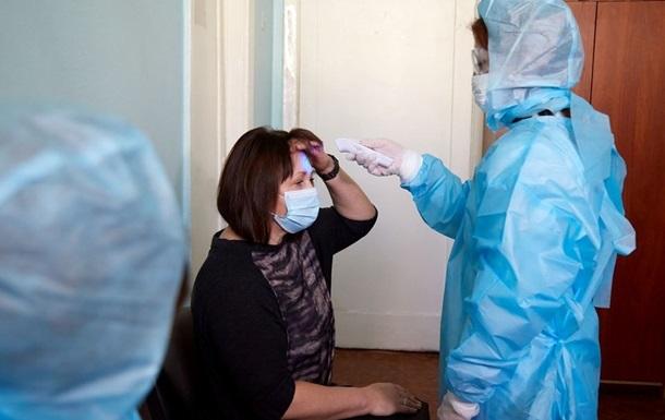 В Україні знизився приріст захворюваності COVID-19