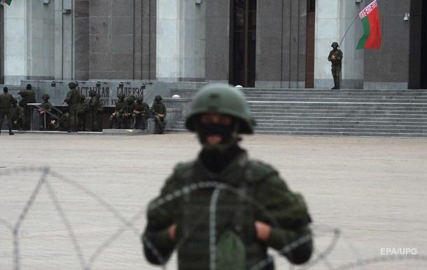 Протесты в Беларуси. В Гродно применили газ