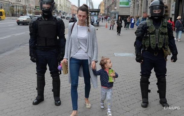 Протести в Білорусі: Знову відключають інтернет