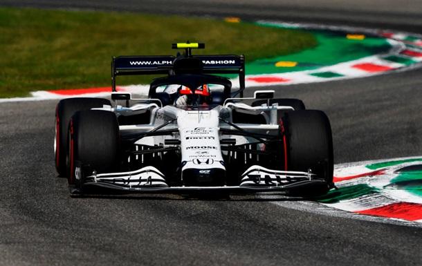 Гасли сенсационно выиграл Гран-при Италии