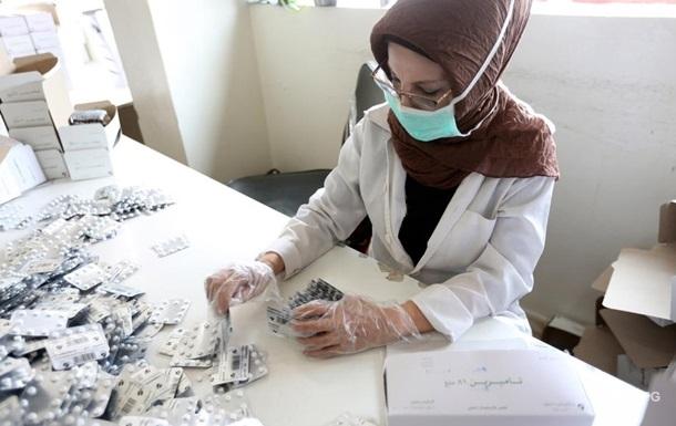 Около 200 сотрудников ООН заразились коронавирусом в Сирии