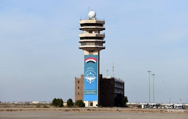 В районе аэропорта Багдада упали три ракеты