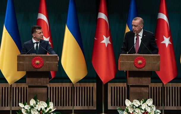 Прорив у переговорах про зону вільної торгівлі з Туреччиною.