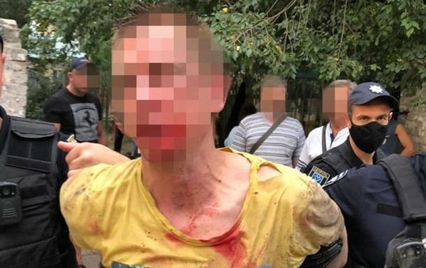 В Днепре мужчина бросил гранату в дом, есть пострадавшие