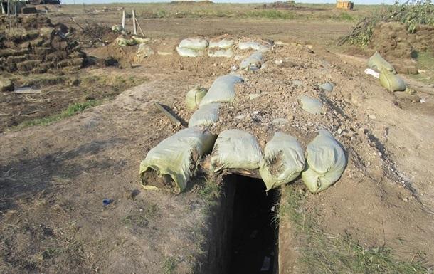 ДНР  відклала знищення споруд військових