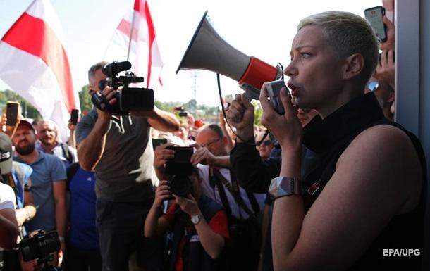 Похищение лидеров. Новая фаза протестов в Беларуси