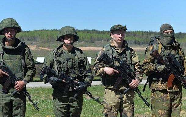 У Білорусі оголосили призов резервістів до армії