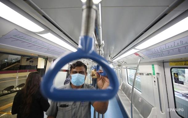 В Индии метро заработало спустя 5,5 месяца