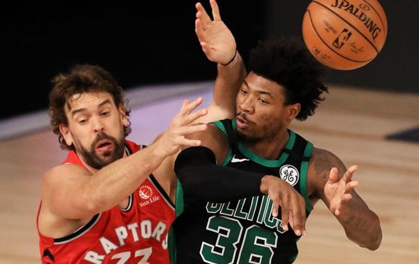 НБА: Бостон разгромил Торонто, Клиппер повел в серии с Денвером