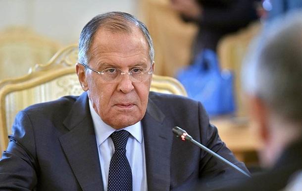 Лавров отказался говорить с Кулебой о Донбассе