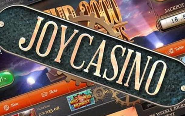 Вертикаль живого казино Украины - Joycazino.com.ua