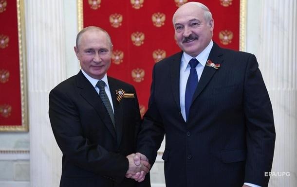 Лукашенко готовий продовжувати інтеграцію з Росією