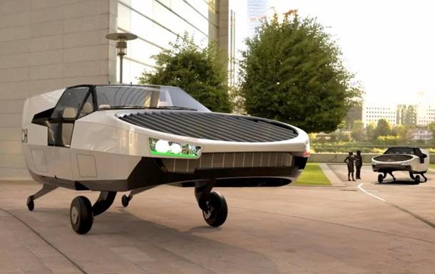 Создан прототип летающего автомобиля
