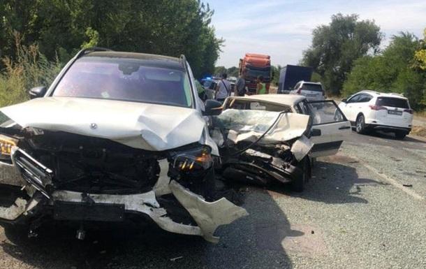 У Дніпропетровській області троє людей загинули в ДТП