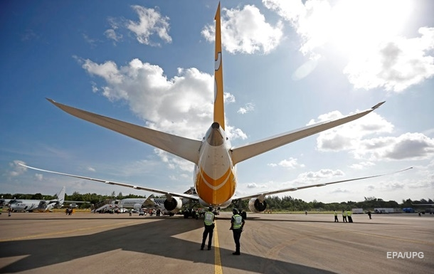 У Boeing 787 Dreamline знайшли новий дефект